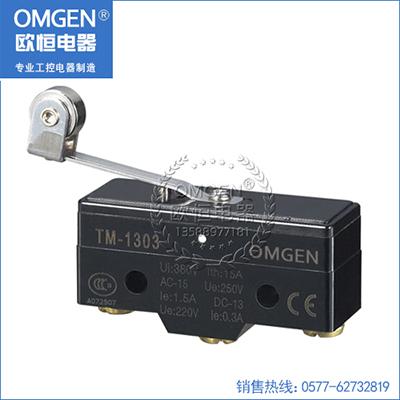 欧恒电器 TM-1303 微动开关 行程开关
