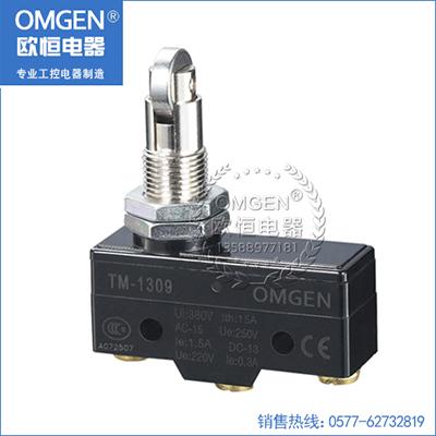 欧恒电器 TM-1309 微动开关 行程开关